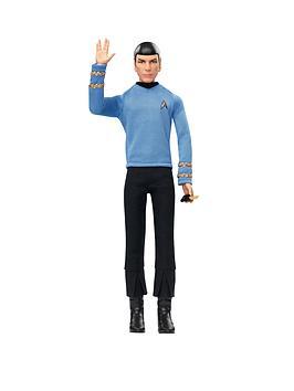 barbie-star-trek-50th-anniversary-mr-spock-doll