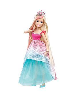 Barbie Endless Hair Kingdom Barbie Princess Doll