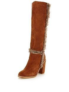 v-by-very-maisienbspsuede-knee-high-boot-with-faux-fur-trimnbsp