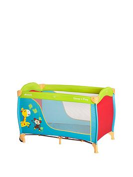 Hauck Sleep N Play Go Travel Coy  Jungle Fun