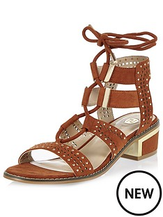 river-island-stud-block-heel-tie-up-sandalnbsp