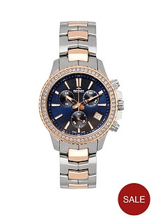 rotary-rotary-winter-rose-aquaspeed-swiss-movement-blue-dial-two-tone-stainless-steel-ladies-watch