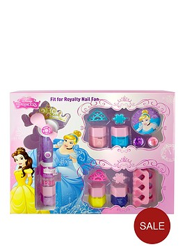 disney-princess-fit-for-royalty-nail-fan-set