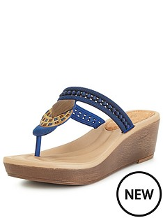 grendha-grendha-tribal-toe-post-wedge