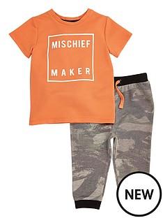 river-island-mini-boys-orange-t-shirt-joggers-outfit