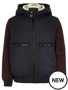 river-island-boys-navy-borg-lined-bomber-jacket