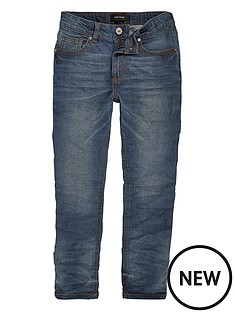 river-island-boys-dusty-blue-wash-skid-skinny-jeans