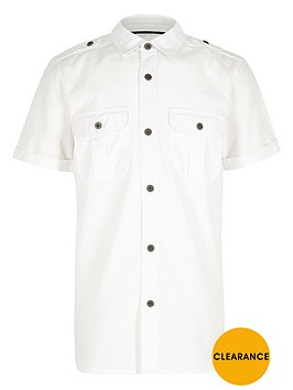 river-island-boys-white-military-shirt