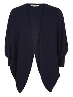 river-island-girls-navy-draped-cardigan