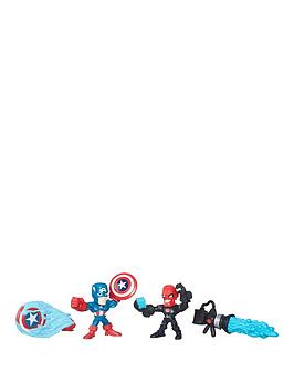 marvel-marvel-super-hero-mashers-micro-captain-america-and-iron-skull-2-pack