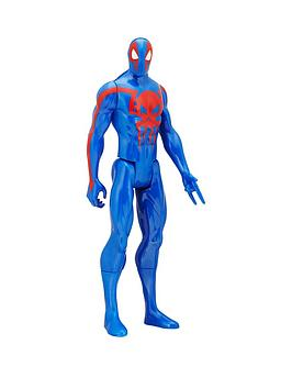 marvel-marvel-spider-man-titan-hero-series-spider-man-2099-figure