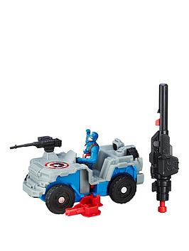 marvel-marvel-captain-america-civil-war-captain-america-with-blast-action-4x4
