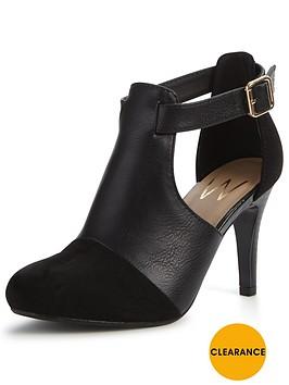 wallis-career-cut-out-shoe-boot