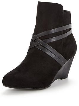 wallis-wallis-annis-cross-strap-wedged-ankle-boot
