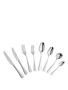 Arthur Price Tuscan 44Piece 6 Person Cutlery Set