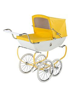 silver-cross-chatsworth-dolls-pram-lemon-yellow