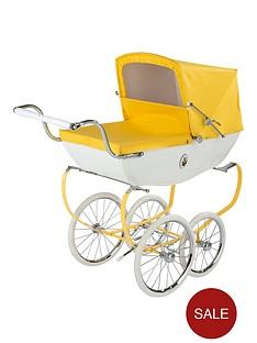 silver-cross-chatsworth-dolls-pram-lemon-yellow