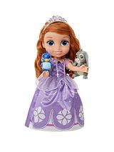 Sofia the First 12inch feature doll
