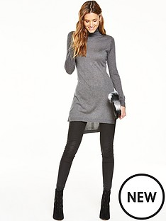 v-by-very-roll-neck-longline-stepped-hem-tunicnbsp