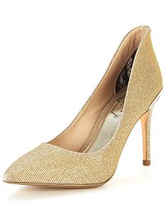 ted-baker-saivy-high-back-court-shoe-gold