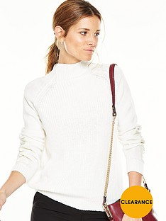 v-by-very-mixed-stitch-jumper-with-leather-look-panel