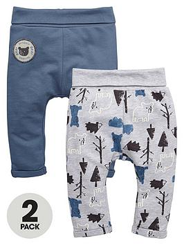 ladybird-baby-boys-loopbacknbspjoggers-2-pack