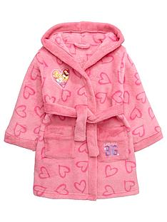 disney-girls-hooded-robe