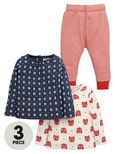 ladybird-baby-girls-2pk-tees-and-legging-set