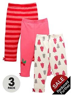 ladybird-baby-girls-festive-leggings-3-pack