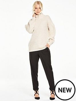 v-by-very-high-neck-jumper-with-blouson-sleeves