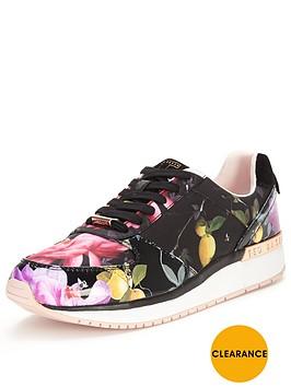 ted-baker-phressya-3-dark-floral-trainer