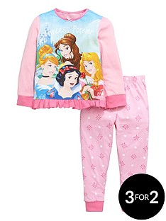 disney-princess-pyjama