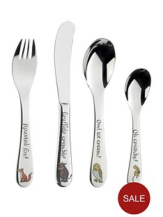 arthur-price-the-gruffalonbsp4-piece-cutlery-set