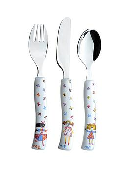 Arthur Price Cherish Me Girls 3Piece Cutlery Set
