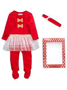 ladybird-baby-girls-mother-xmas-tutu-romper-set