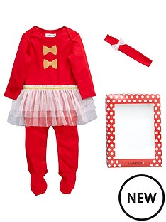 ladybird-baby-girls-mother-xmas-tutu-romper-set