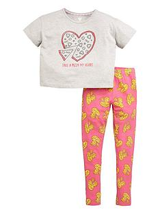 v-by-very-girls-pizza-my-heart-crop-top-pyjamas-set