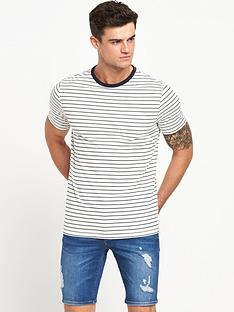 river-island-pocket-roll-sleeve-t-shirt