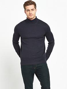 selected-homme-roll-neck-jumper