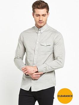 selected-homme-slim-salt-long-sleeve-shirt