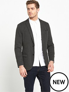 selected-homme-slim-dot-blazer