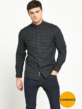 selected-homme-long-sleeve-check-shirt