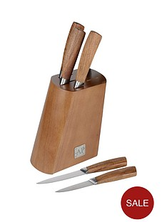 arthur-price-5-piece-knife-block-set