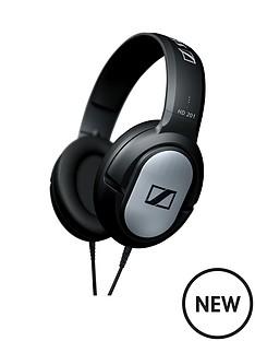 sennheiser-hd-201nbspiosnbspcompatiblenbspover-ear-headphones