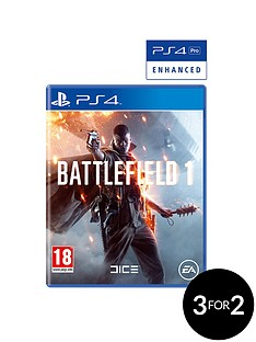 playstation-4-battlefield-1-standard-edition