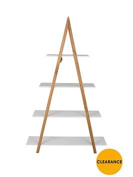 triangle-4-shelf-ladder-display