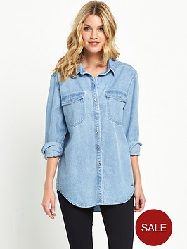 superdry-oversized-denim-shirt-sky-slub-blue