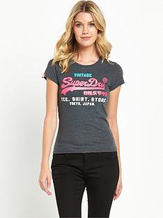 superdry-shirt-shop-tri-t-shirt-pitch-black-marl