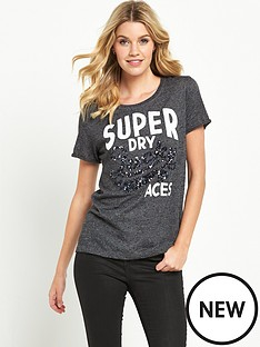 superdry-lucky-aces-sequin-tee