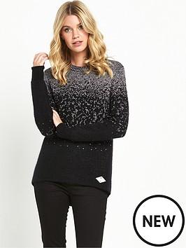 superdry-nyc-sparkle-knit-jumper-black